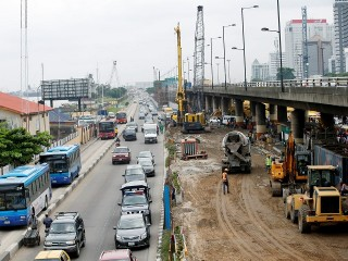 Connecting Africa: Role of transport infrastructure