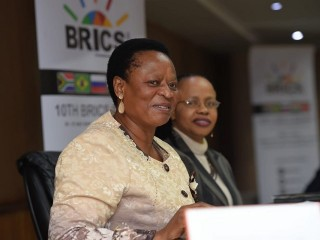 BRICS in Africa: Working towards the realisation of the African aspirations