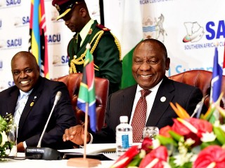 Sixth Summit of the SACU Heads of State or Government: Communiqué