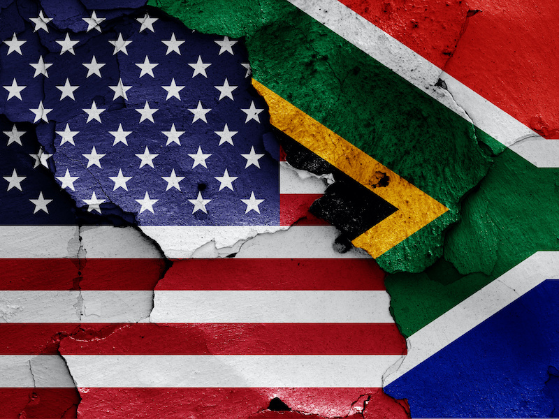 South Africa's new status as a 'developed country' for purposes of United States' subsidies and countervailing duty investigations