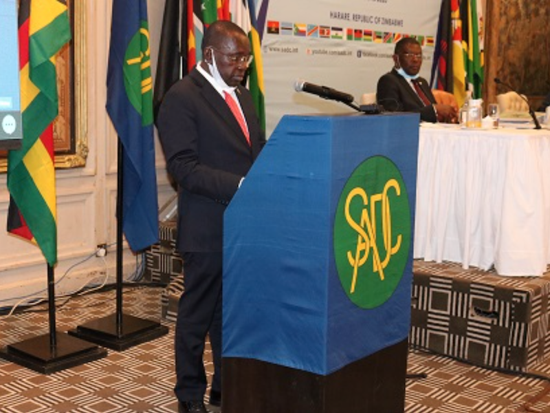 Key Outcomes of the 22nd Meeting of the SADC Ministerial Committee of the Organ