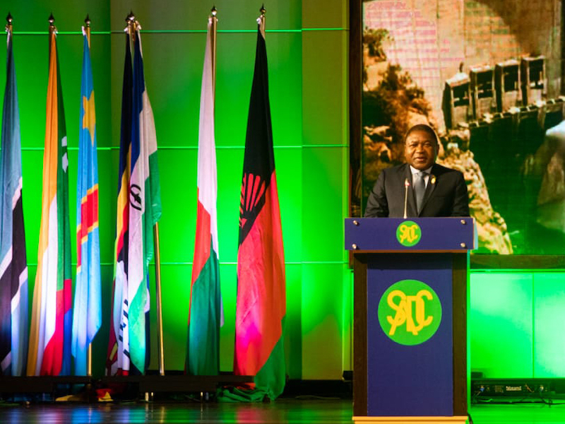 40th Ordinary Summit of SADC Heads of State and Government held virtually