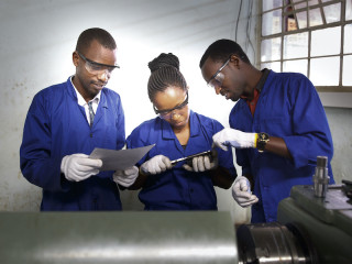 Germany's Marshall Plan with Africa will promote innovation and harness the potential of Africa's youth