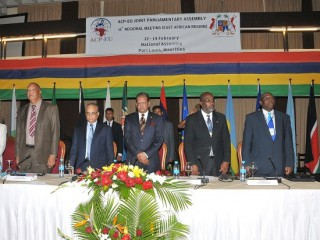 11th Regional Meeting of the ACP-EU Joint Parliamentary Assembly concludes in Mauritius