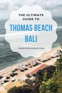 Complete Guide Thomas Beach