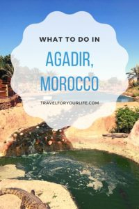 What to do in Agadir