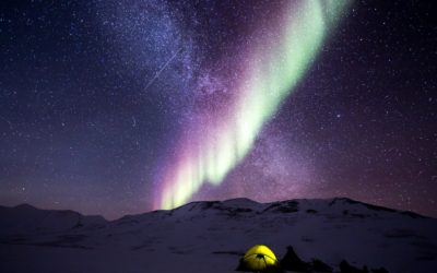 The top spots for Camping in Alaska