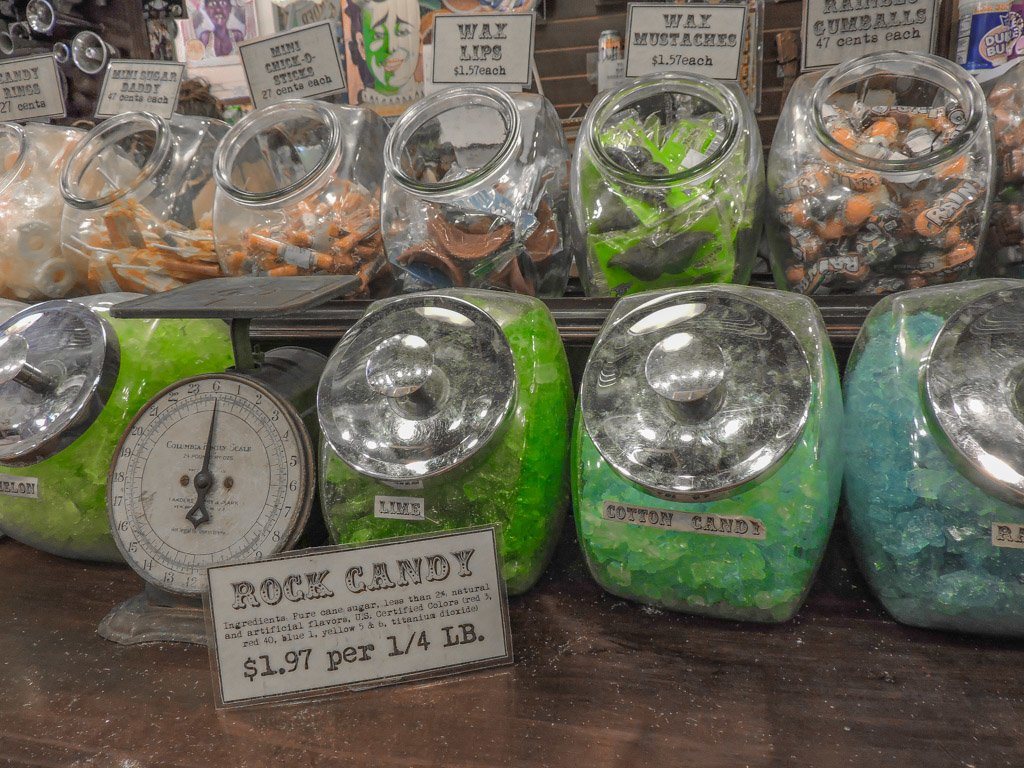 Big Top Candy Shop So Co | Ten Cool Things to do in Awesome Austin