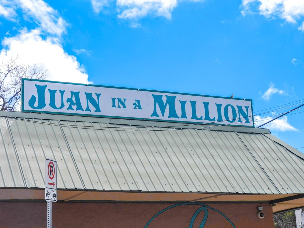 Juan in a Million | Cool things to do in Austin