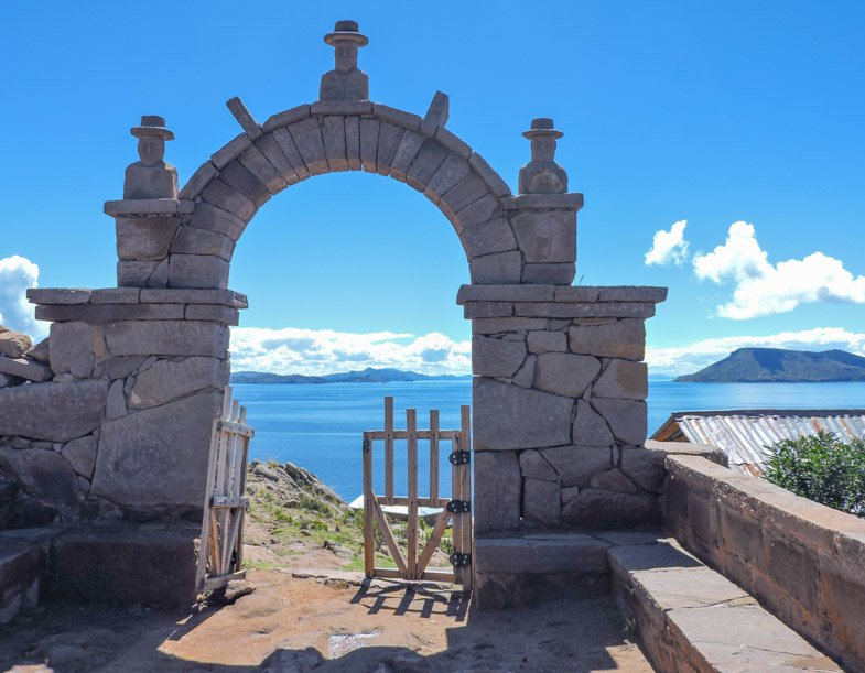 Typical Arc of Taquile