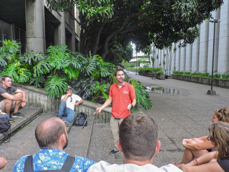 Pablo and the Real City Walking Tour | Medellin Itinerary