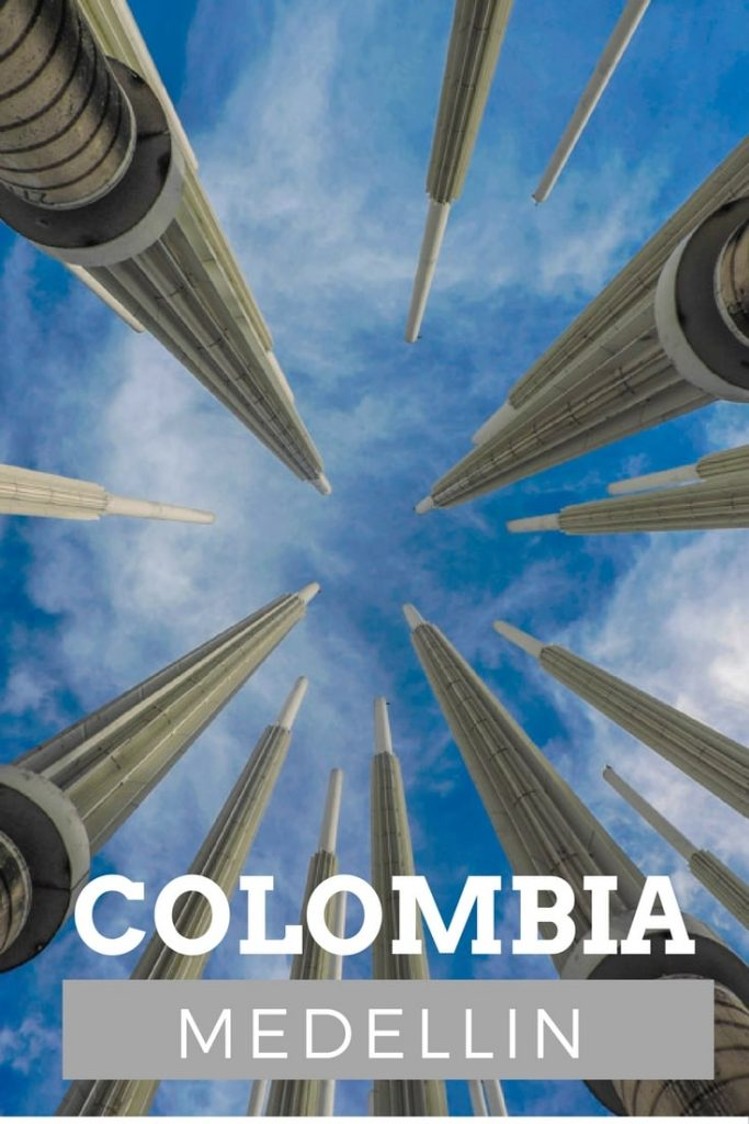 Medellin Itinerary, Colombia