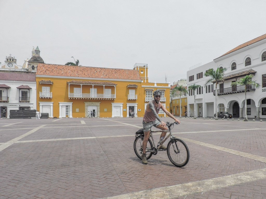 Things to do in Cartagena, Colombia Bike Tours