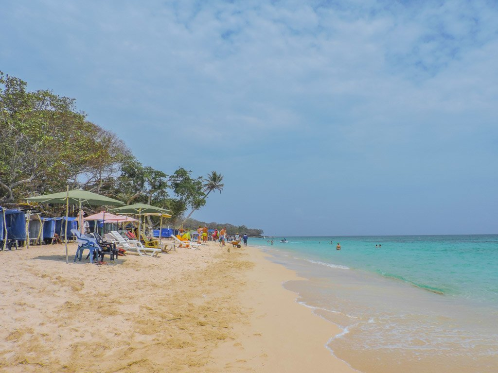 Things to do in Cartagena, Playa Blanca Colombia
