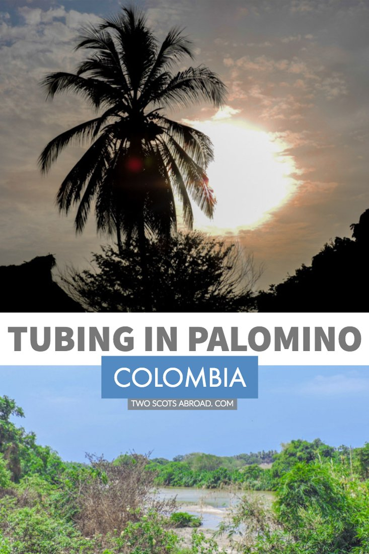 Things to do in Palomino Colombia - adventure travel tubing