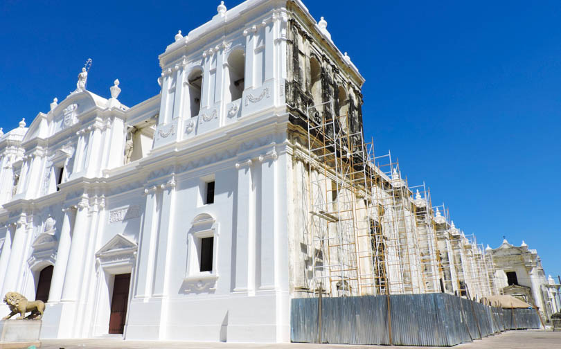 Leon Cathedral I Things To Do in Leon Nicaragua