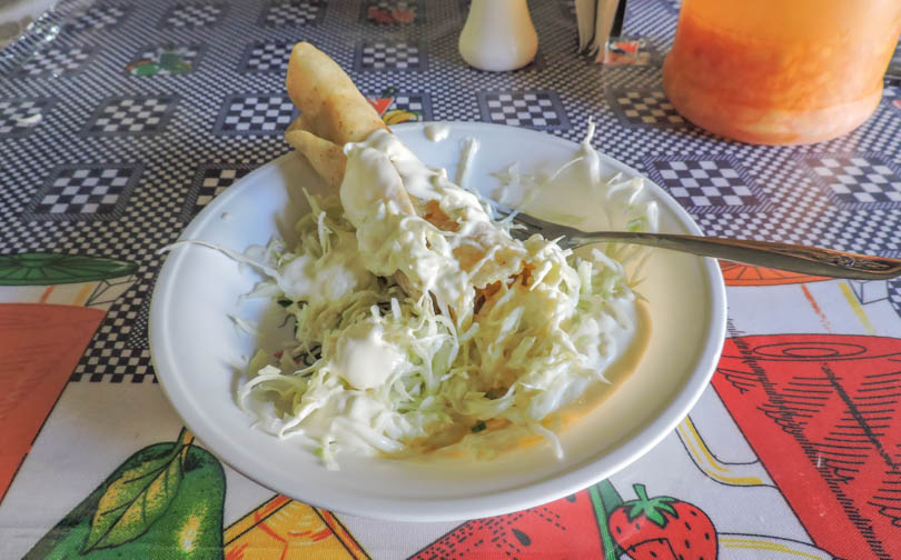 Tacos Marlene I Things To Do in Leon Nicaragua