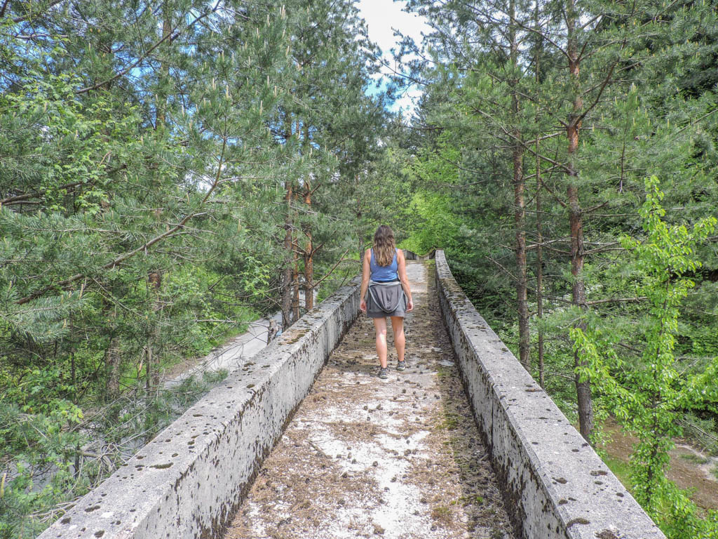 Abandoned Bobled Track Sarajevo I How Much Does Backing Europe Cost I Month 15