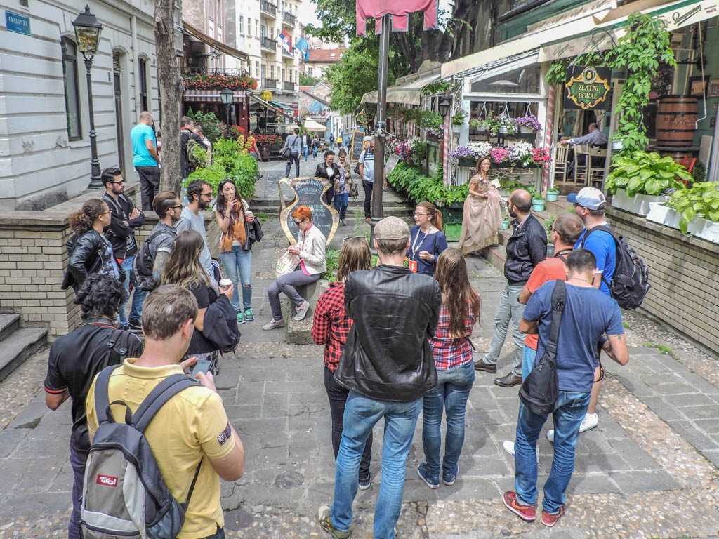 Belgrade Free Walking Tours in Serbia I How Much Does Backing Europe Cost I Month 15