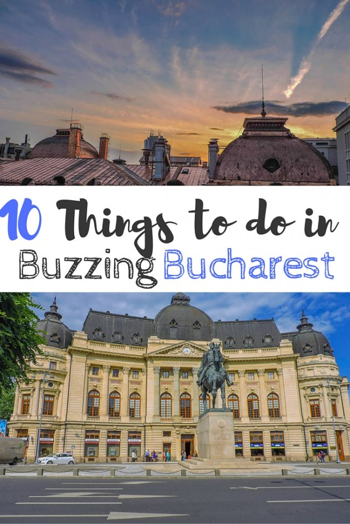 Bikes, beers, and and not a vampire in sight - the essential top 10 things to do in Bucharest, Romania. Could Little Paris be the new 'Berlin'
