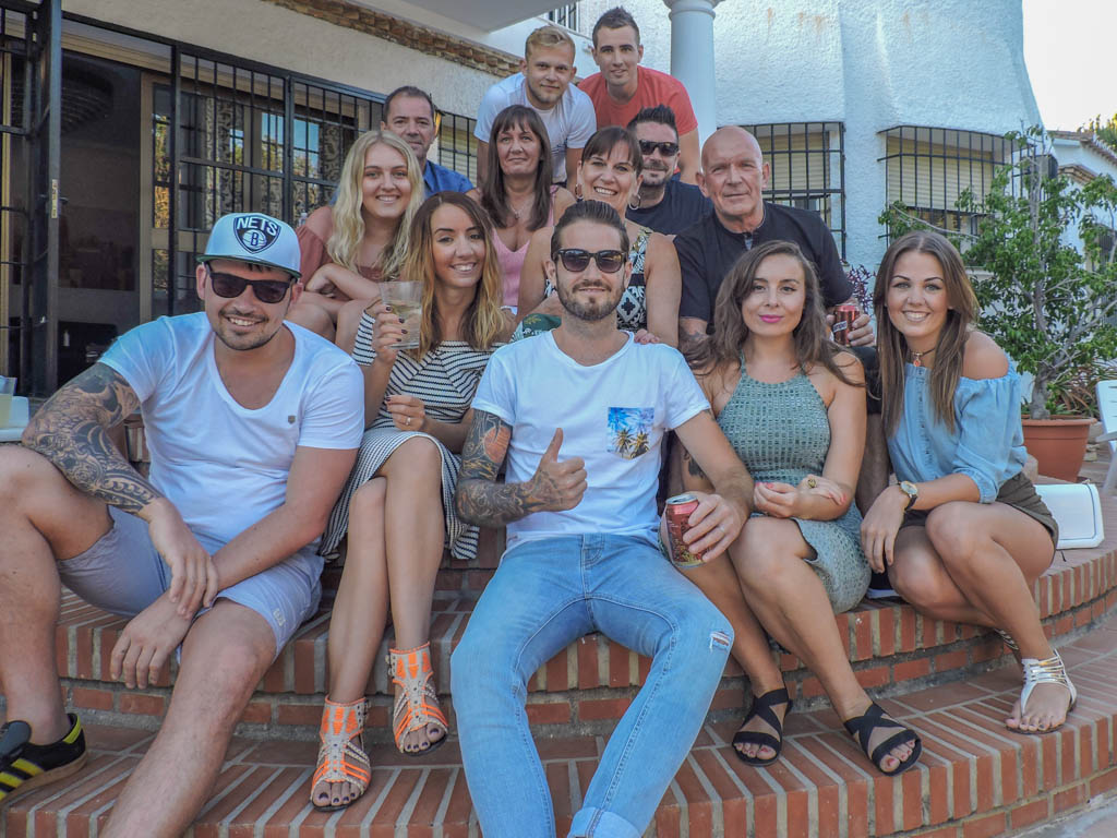 Craig's Family in Marbella, Spain I How Much Does Backing Europe Cost I Month 15