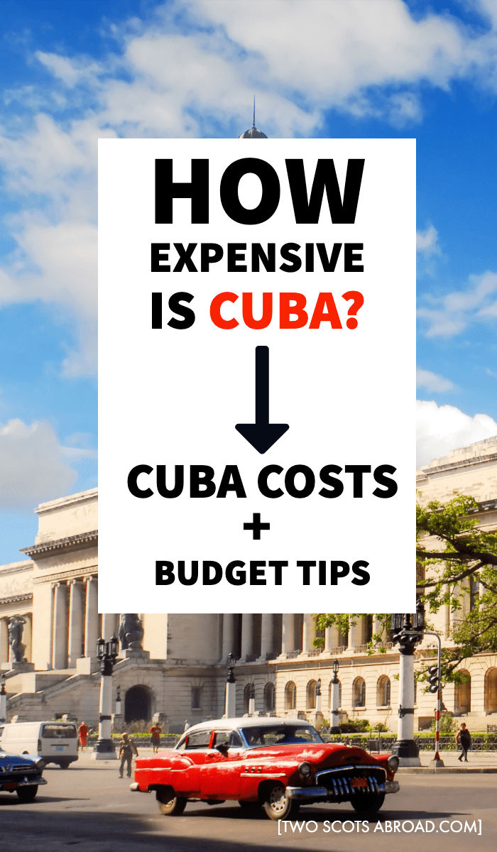 How expensive is Cuba, how much money to take to Cuba, Cuba backpacking, Cuba budget, Cuba currency, Cuba currency exchange, Cuba money, Cuba travel, Cuba tips, Cuba itinerary, things to do in Cuba, Cuba beaches, Cuba packing list, Cuba culture, Varadero, Havana, La Habana, Vinales, Trinidad, Cuba budget, Cuba guide