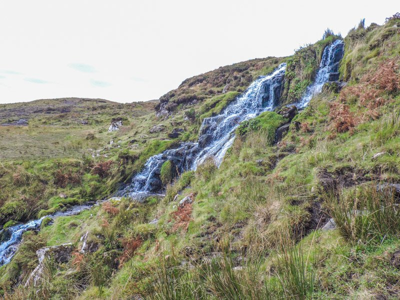 Fairy Falls on Skye | Haggis Adventures 3 Day Skye High Tour Review