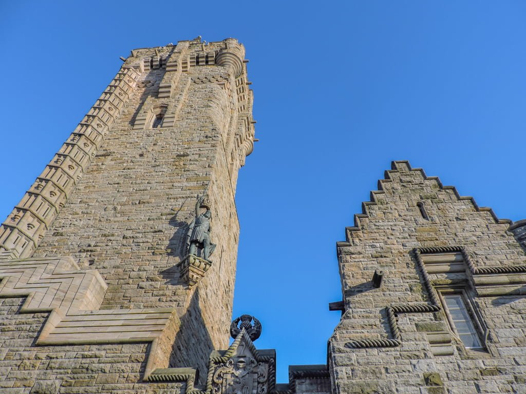 Wallace Monument   Haggis Adventures 3 Day Skye High Tour Review