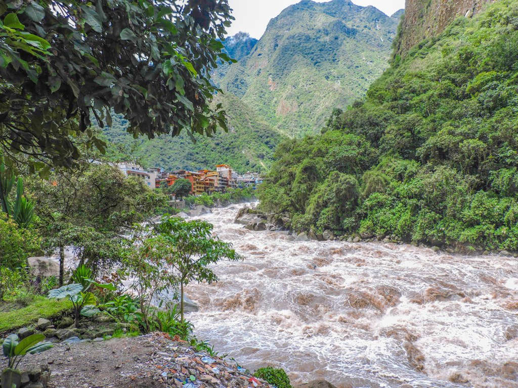 Aguas Calientes | Ways to Machu Picchu Peru
