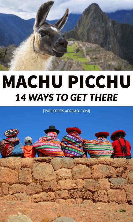 How to get to Machu Picchu, ways to Machu Picchu, Machu Picchu Per travel, Machu Picchu tips, Machu Picchu hike, llama, Machu Picchu hotel, Machu Picchu hikes, Inca Trail, Lares Trek, Jungle Trek, Peru itinerary, Peru guide, best things to do in Peru