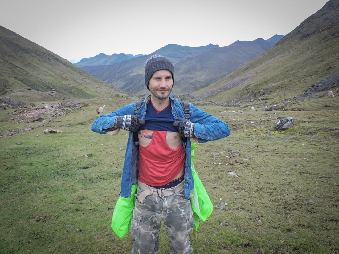 Lares trek to Machu Picchu packing list