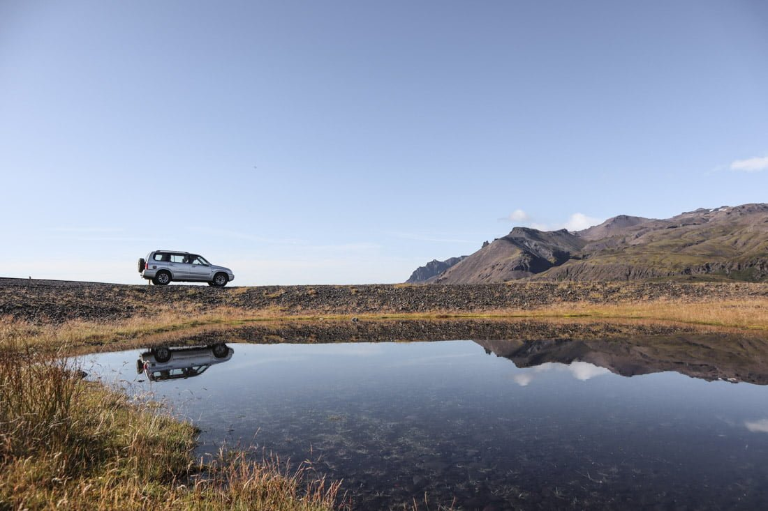 Road trip Iceland Ring Road