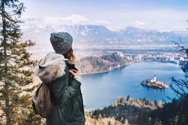 Lake Bled Winter Activities