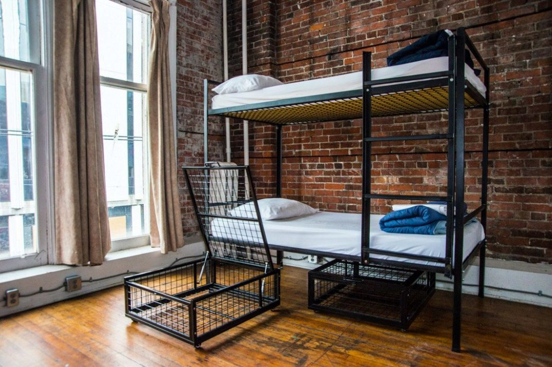 Cheap Hostels in Vancouver