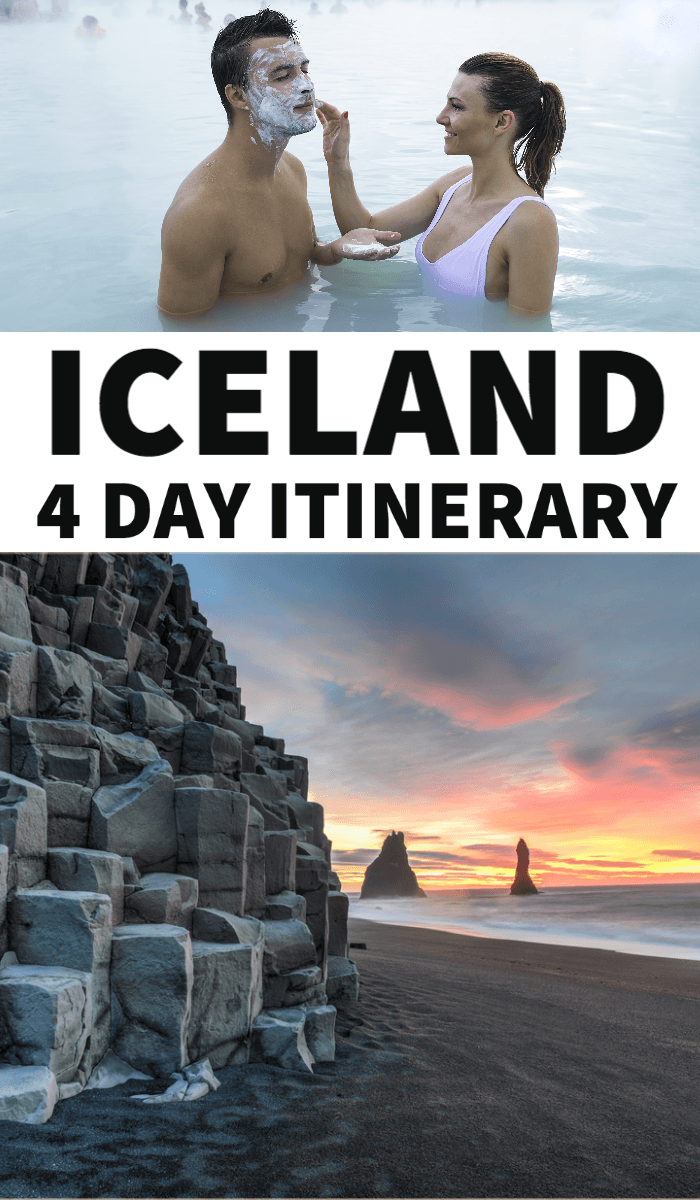 Iceland itinerary, Iceland 4 days, 1-4 days in Iceland itinerary, Iceland Vacation, Iceland things to do, How to spend 4 days in Iceland, the perfect 4 day Iceland itinerary, best things to do in Iceland in 4 days, Iceland travel tips, how to plan your Iceland itinerary in 4 days, How to visit Iceland on a budget, Cheap Iceland tips, Iceland driving, Ring Road, Iceland hotels, Iceland road trip, Northern Lights