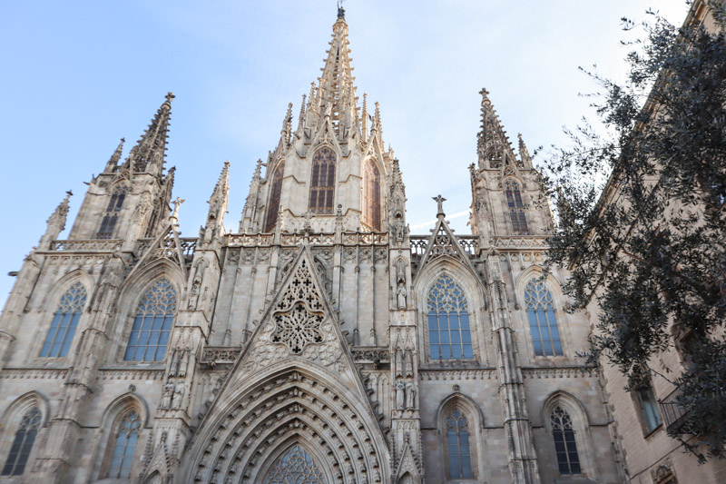 Barcelona Cathedral_