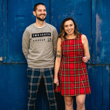 Two Scots Abroad Craig Gemma Armit Travel Guides and Packing Lists