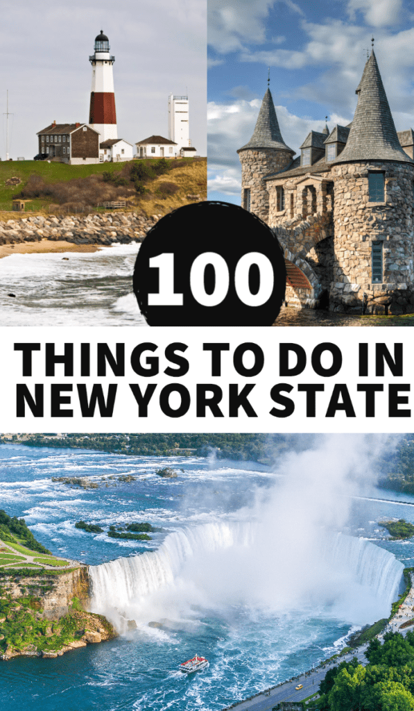 Things to do in New York State, New York State, travel tips, Instagram New York State, New York State travel destinations, New York State road trip, New York State towns, Upstate New York, New York State attractions, New York State mountains, Niagara Falls, Albany, Finger Lakes, New York City