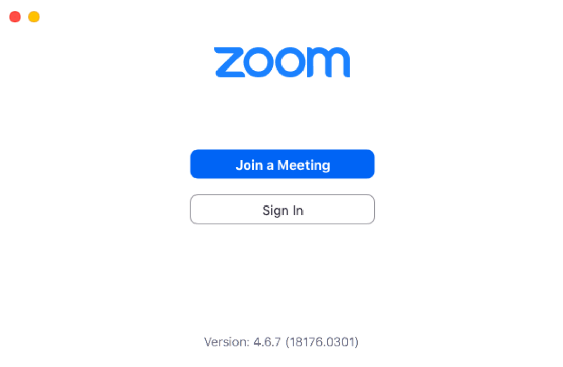 Join a Zoom meeting