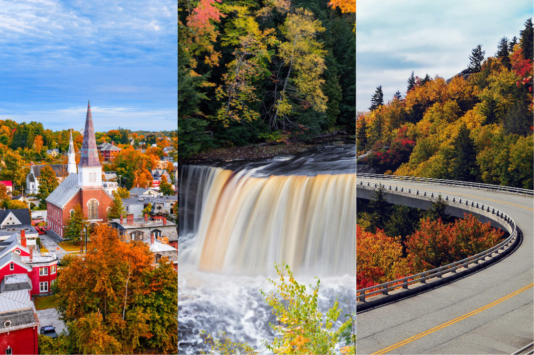 Best places to visit in USA in October