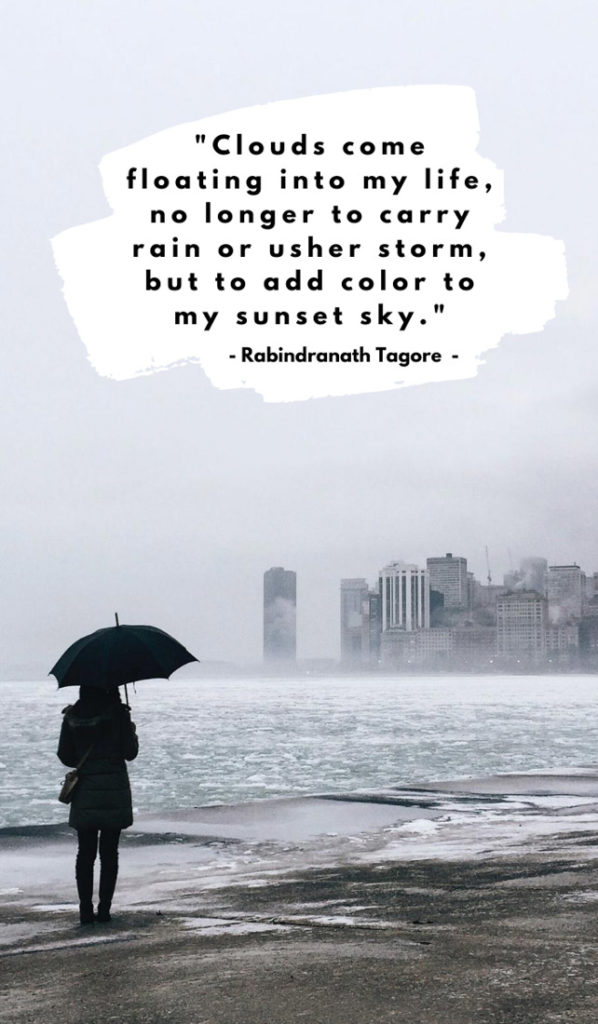 Clouds come floating into my life, no longer to carry rain or usher storm, but to add color to my sunset sky.. Sunshine quotes, quotes about sunshine, positive quotes, inspirational quotes, motivational quotes, sunny, beach, wellness, self help, calm, happy, smile, Instagram captions