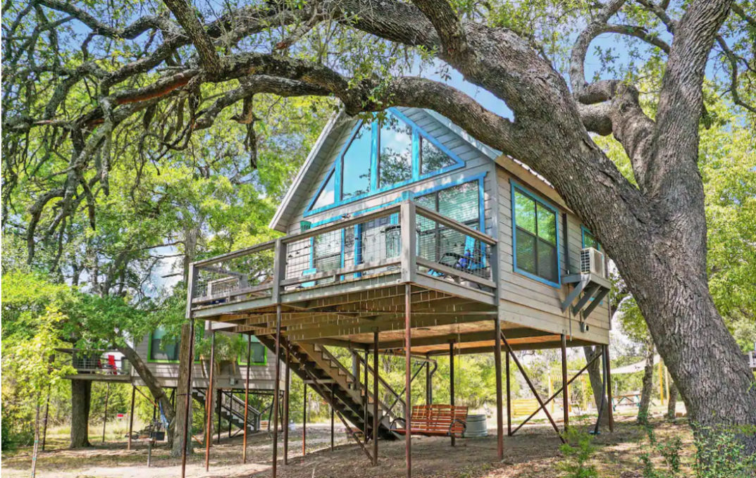 Dripping Springs Treehouse Texas