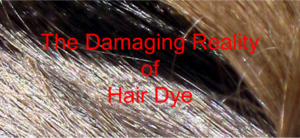 The Damaging Reality of Hair Dye