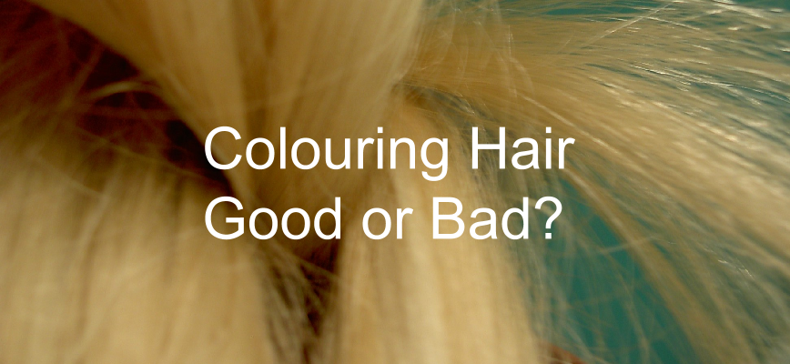 Does dying your hair damage it?