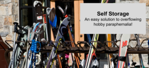 The Best Storage Solution For Your Hobby