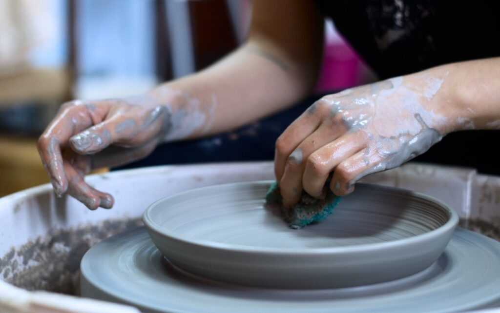 pottery-as-a-hobby-is-a-relaxing-hobbies-for-adults