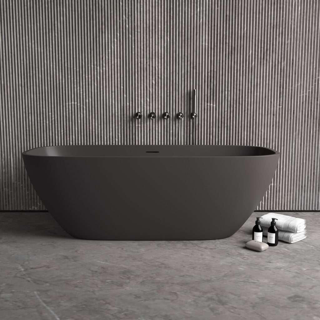 lusso-stone-charcoal-resin-bath-trends