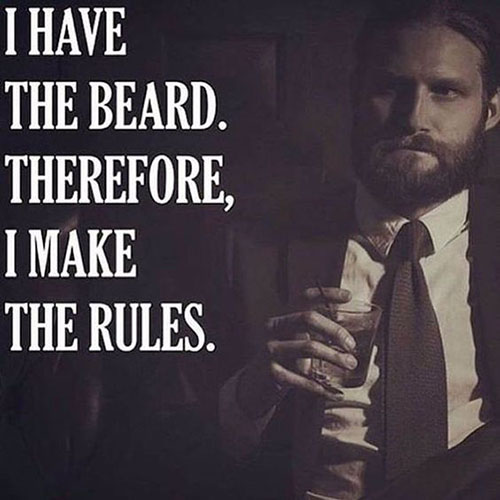 Quotes On Beard 1