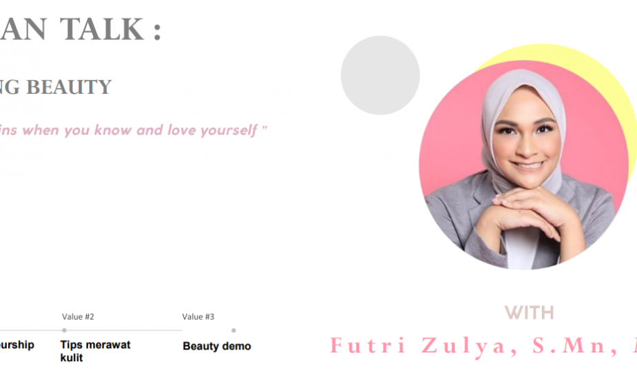 ZWomanTalk - Beauty begins when you know and love yourself