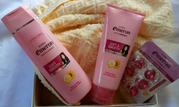 Emeron Soft Smooth Complete Hair Care